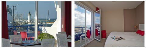 Foto Workshop Bretagne: Hotel